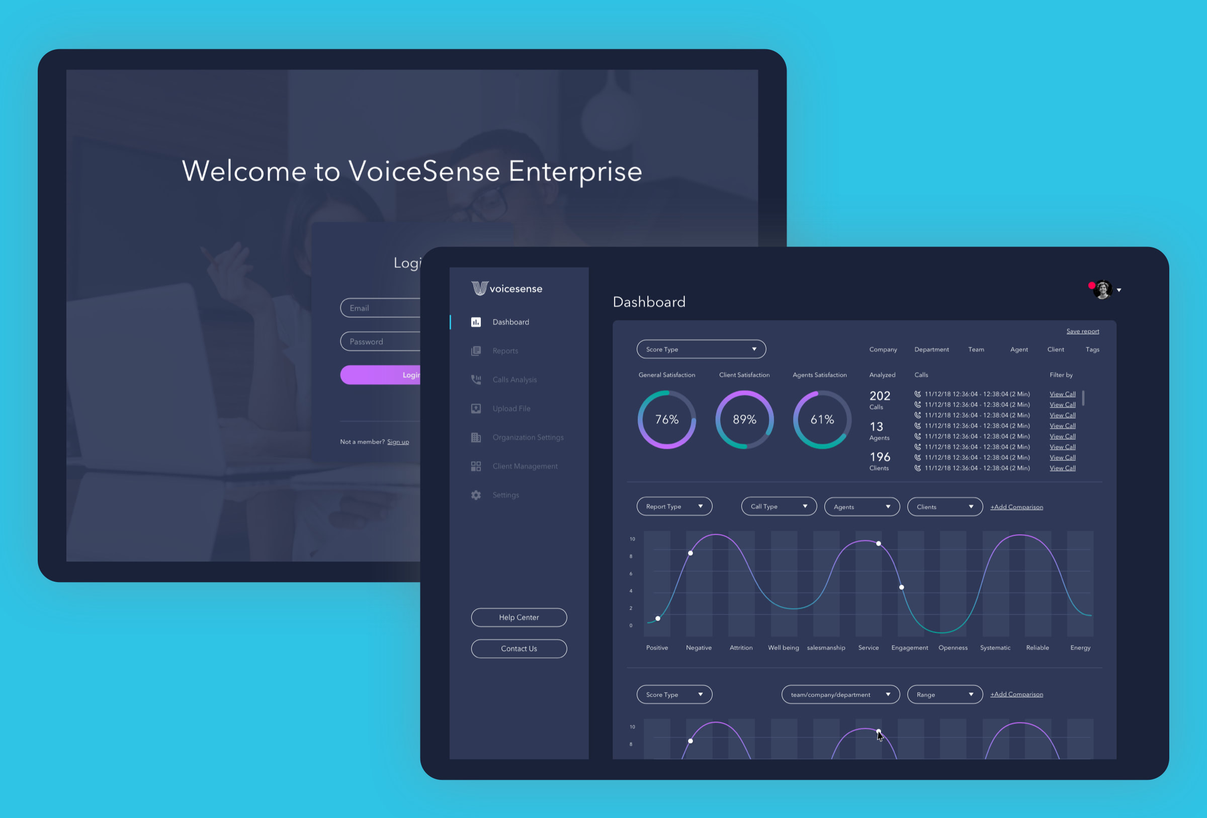 Voicesense product design by hello.